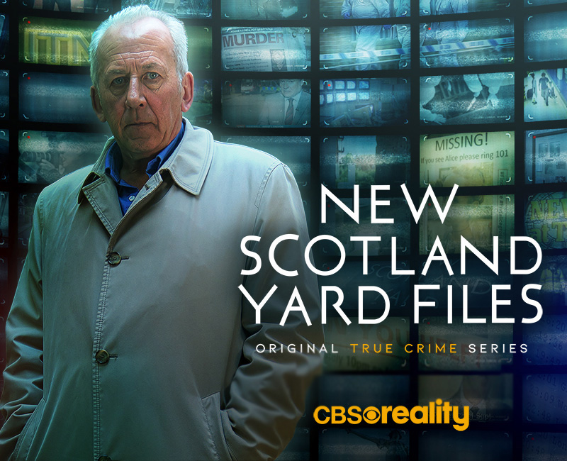 New Scotland Yard Files