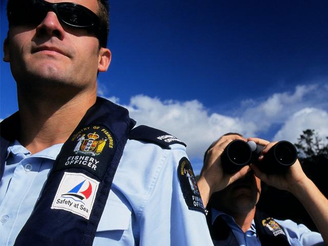 Ocean Patrol