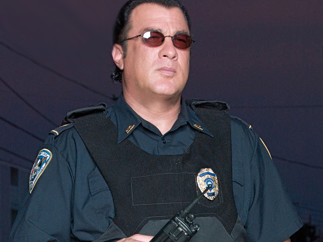 Steven Seagal Lawman