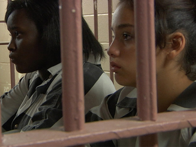 Troubled Teens: Jail Shock