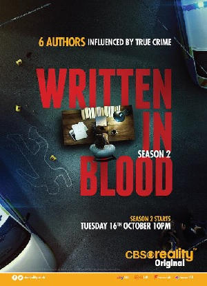 Written in Blood Season 2 Poster
