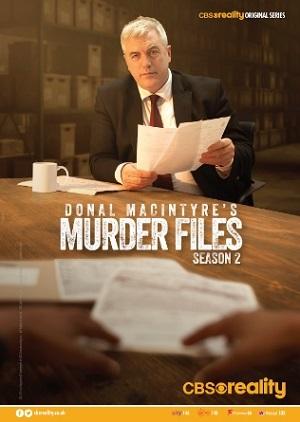Donal MacIntyres Murder Files poster