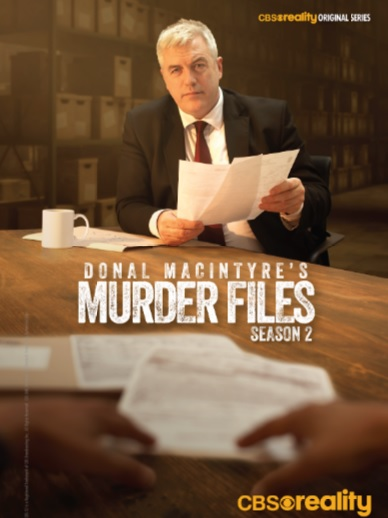 Donal Macintyres Murder Files Season 2